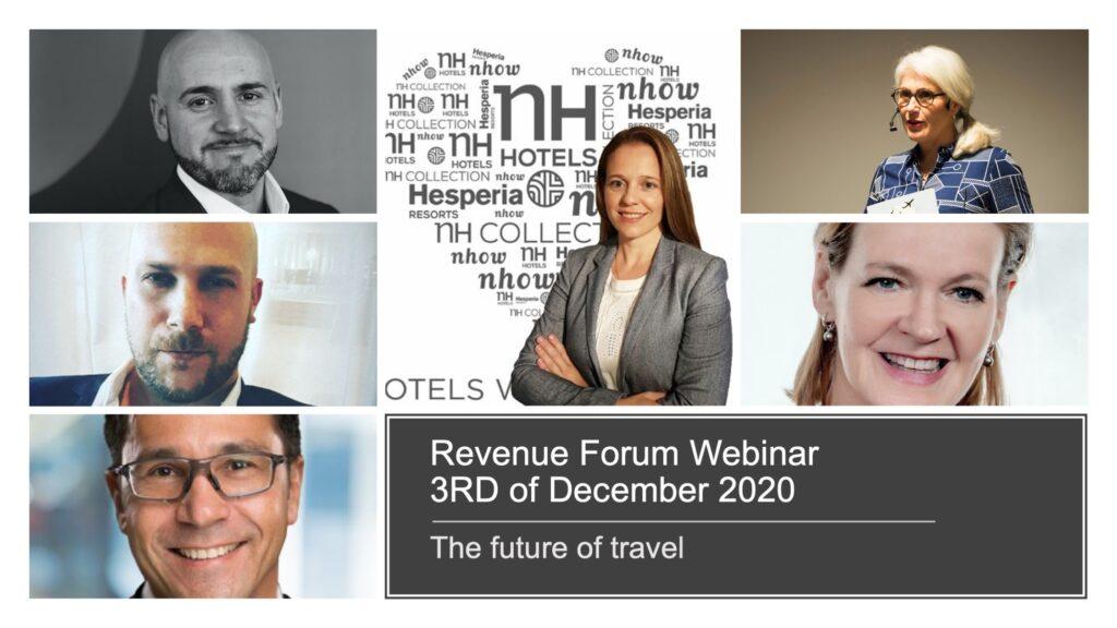 Revenue Forum Webinar