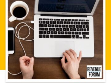Revenue Forum Webinars