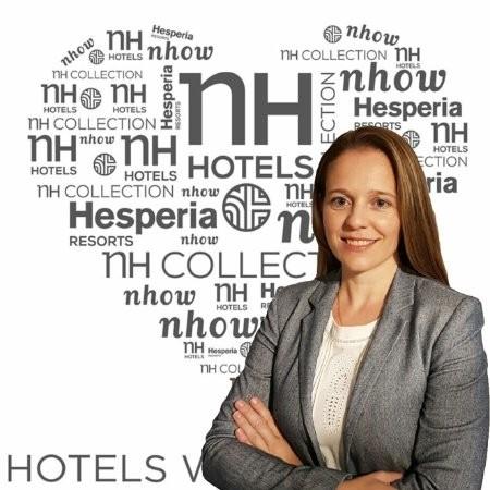 Elga Castro – NH Hotels